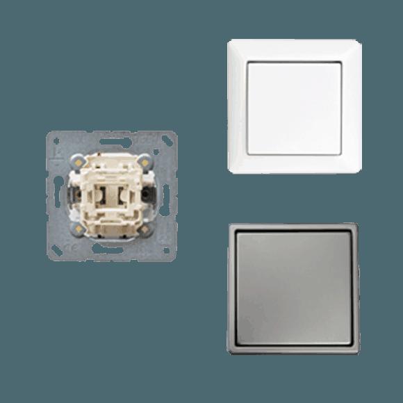 JUNG schakelmateriaal AS-500 en LS-900 serie • Matcall