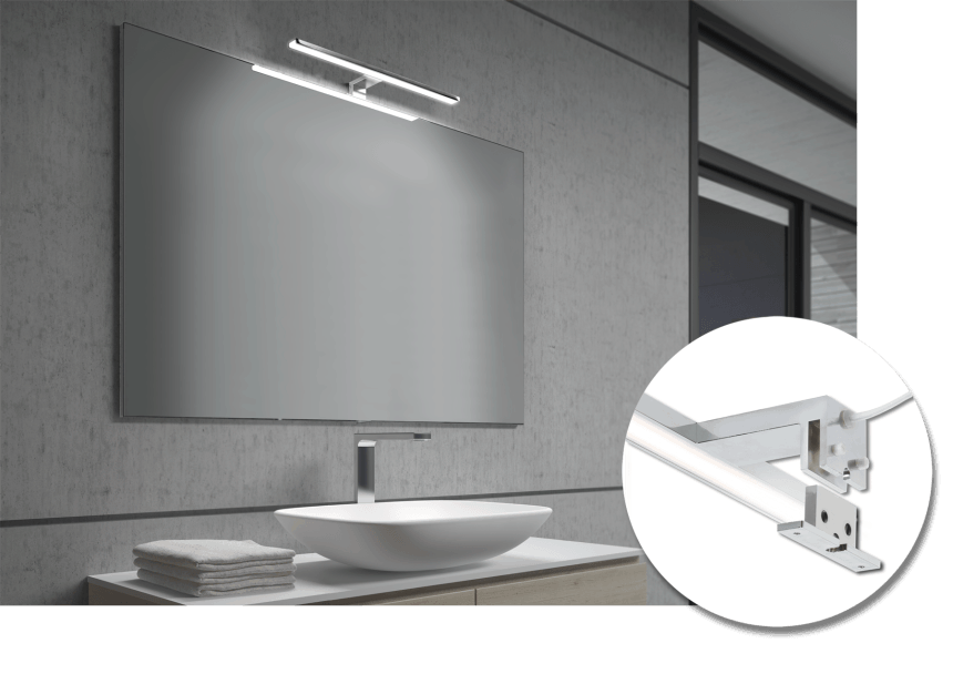 Badkamer LED verlichting Archieven • Matcall