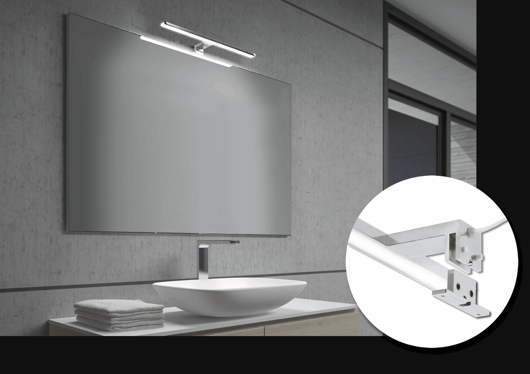 Badmeubel- en spiegelverlichting • Matcall