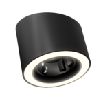 UNIKA_stopcontact_zwart