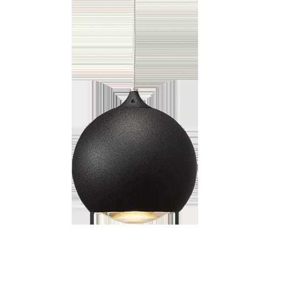 Hanglamp Pamplona zwart