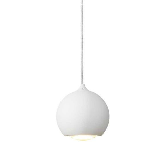 Pamplona hanglamp detail wit